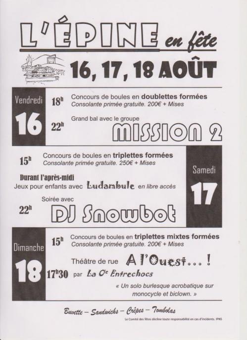 Affiche 22