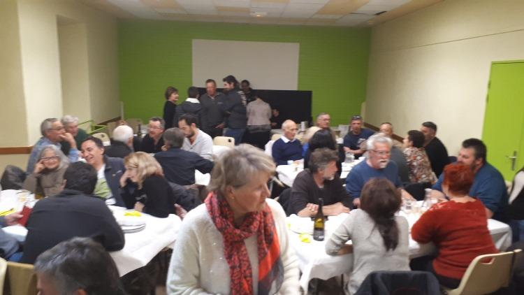 Repas chasse 20 17