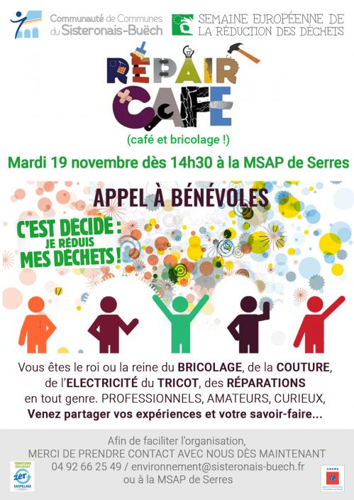 Wanted repaircafe 2019 1